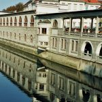 Prenova strešne kritine na Plečnikovi tržnici