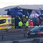Zaradi dveh prometnih nesreč ohromljena primorska avtocesta
