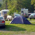 Camp Smlednik, v bližini Zbiljskega jezera