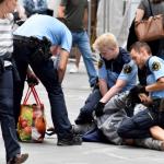 Migrant iz Maroka kradel v trgovini na Čopovi v Ljubljani