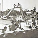 Novi bazen pri Šternu - 1969 leta