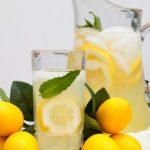 Limonada za odžejat ob vročih dnevih