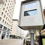 Poglejte, kje v Ljubljani bosta stala dva nova radarja