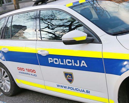 Streljanje v Ljubljani: ena oseba…