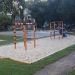 Še več igre in veselja na prenovljenih otroških igriščih