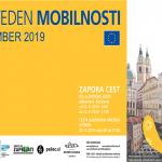 Evropski teden mobilnosti 16. do 22. septembera