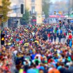 24.Ljubljanski maraton -zapore cest