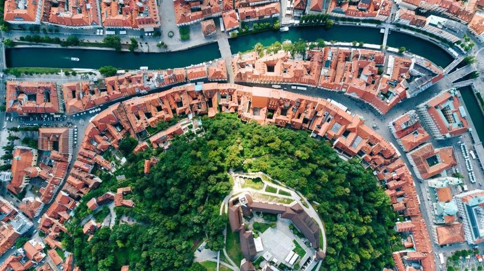 Ljubljana z zanimivimi turističnimi paketi…