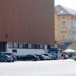 Cena parkiranja na Tobačni ostaja pet evrov!!!