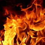V požgani baraki sredi Ljubljane našli moško truplo