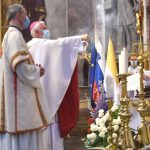 Nadškof Zore daroval sveto mašo ob 30. obletnici samostojne Slovenije