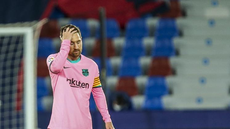 Messi odhaja iz Barcelone